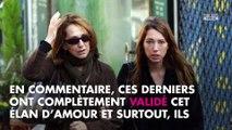 """Nathalie Baye maman gaga : La comédienne partage un portrait de Laura Smet, son """"trésor"""""""