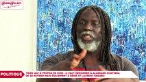 Tiken Jah à propos de 2020 : Il faut demander à Alassane Ouattara de se retirer mais également à Bédié et Laurent Gbagbo