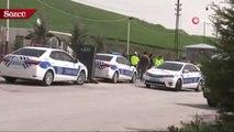 Ankara'da polis uygulama noktasına araç daldı: 1 polis şehit