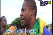 Notre détermination elle demeure inchangée, nous sommes toujours sur le chemin vers la liberté de notre pays le Togo