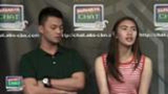 Mr and Ms Pastillas Angelica at Richard hindi nakaligtas sa killer questions sa Kapamilya Chat
