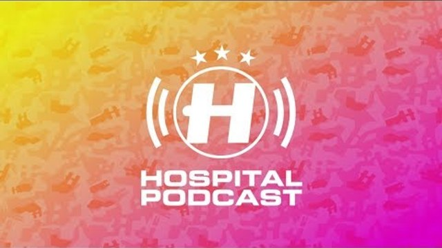 Hospital Records Podcast 380 with London Elektricity