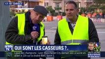 """""""Gilets jaunes"""" sur les Champs-Élysées: Qui sont les casseurs ?"""