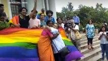 Los derechos de los homosexuales avanzan en India