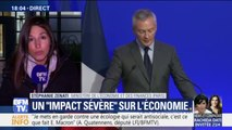 Bruno Le Maire annonce six mesures pour soutenir les entreprises après le mouvement des gilets jaunes