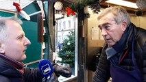 Le marché gourmand au Marché de Noël 2018 à Colmar : Yvan Deparis
