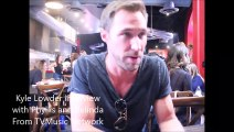 Kyle Lowder Interview - Days of Days 2018 - Days of our  Lives