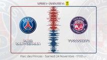 Paris Saint-Germain - Toulouse : La bande-annonce