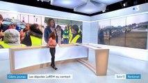 """""""Gilets jaunes"""" : les députés la République en Marche au contact"""