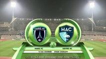 Paris FC - HAC (1-0) : le résumé vidéo du match