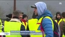 Gilets jaunes : incidents à Hénin-Beaumont