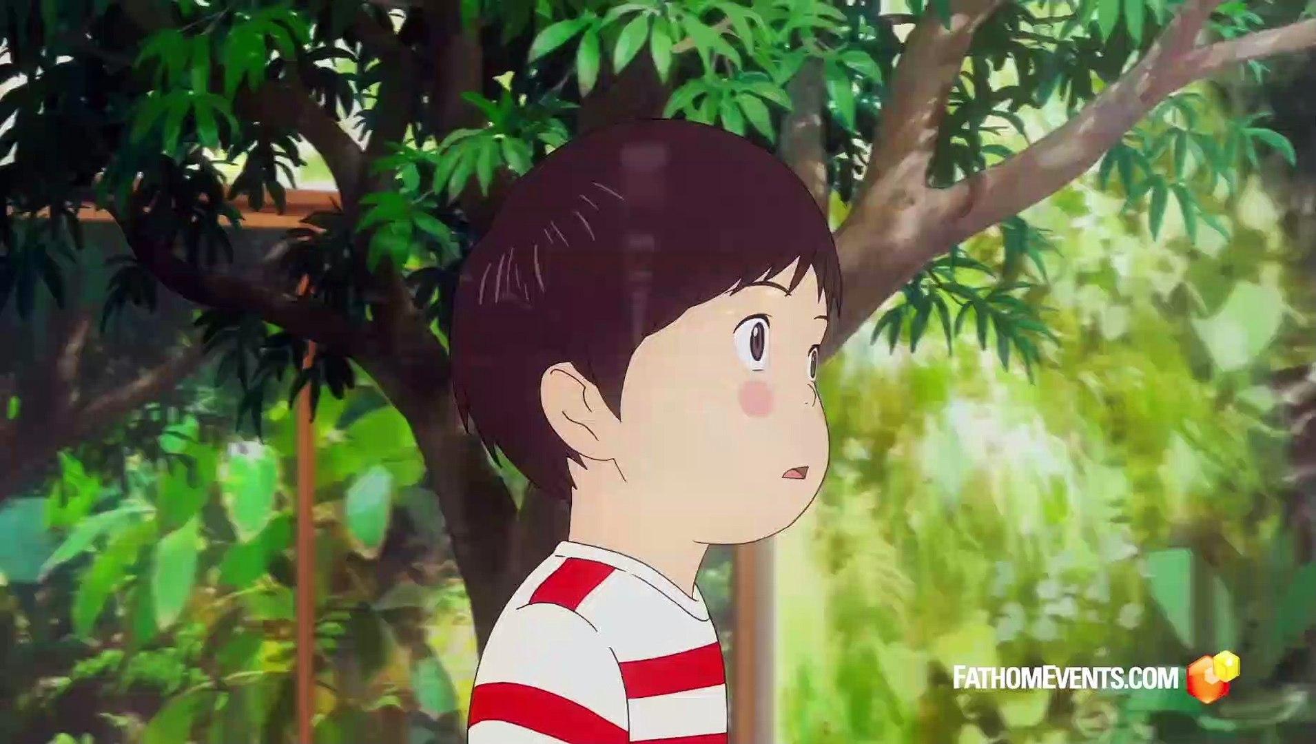 Mirai Premiere Event: Fathom Events Trailer