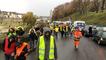 Manifestation des Gilets jaunes à Vannes