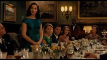 Sam Waterston And Felicity Jones Have A Harvard Law School Dinner In New Clip