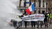 """""""Gilets jaunes"""" : affrontements à Paris"""