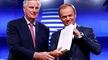 Την έγκριση της συμφωνίας για το Brexit θα προτείνει ο Τουσκ