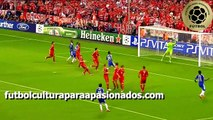 CHELSEA CHAMPION OF THE CHAMPIONS LEAGUE / CHELSEA 1-1 BAYERN MÜNCHEN (FINAL CHAMPIONS LEAGUE 2012)