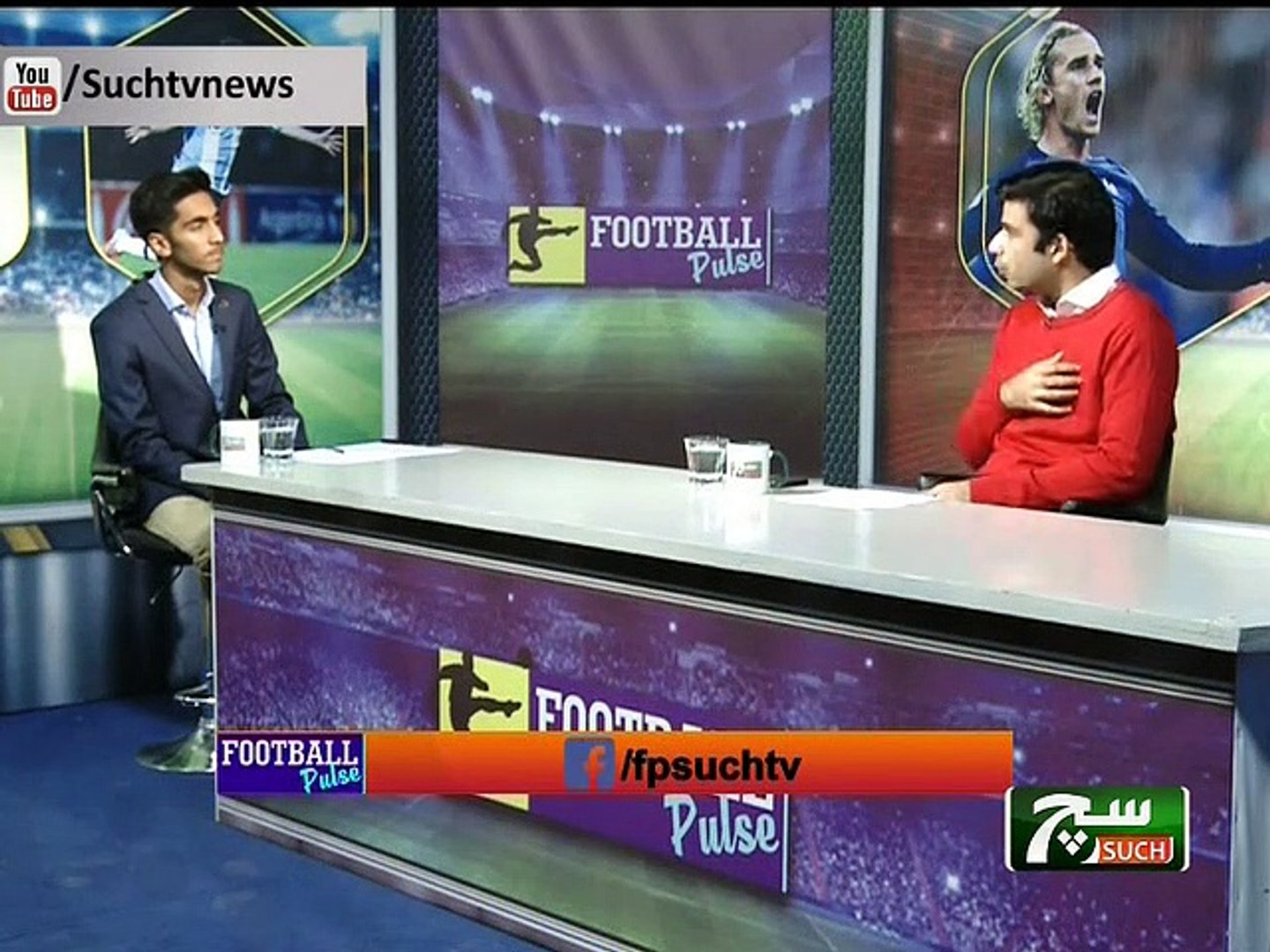 Football Pulse (sports Program) 24 November 2018 Such Tv