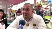 Guillaume Gomez, le chef de l'Elysée au Salon du Livre Gourmand de Périgueux