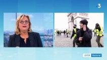 """""""Gilets jaunes"""" : des affrontements éclatent sur les Champs-Élysées"""