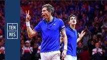 Coupe Davis finale #FRACRO le résumé du double Herbert-Mahut Pavic-Dodig
