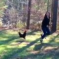 ESSAYE DE NE PAS RIRE # 9 - Meilleurs Humain vs Oiseau Drôles Compilation