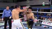 Sebastian Gabriel Chaves vs Eric Damian Torres (23-11-2018) Full Fight