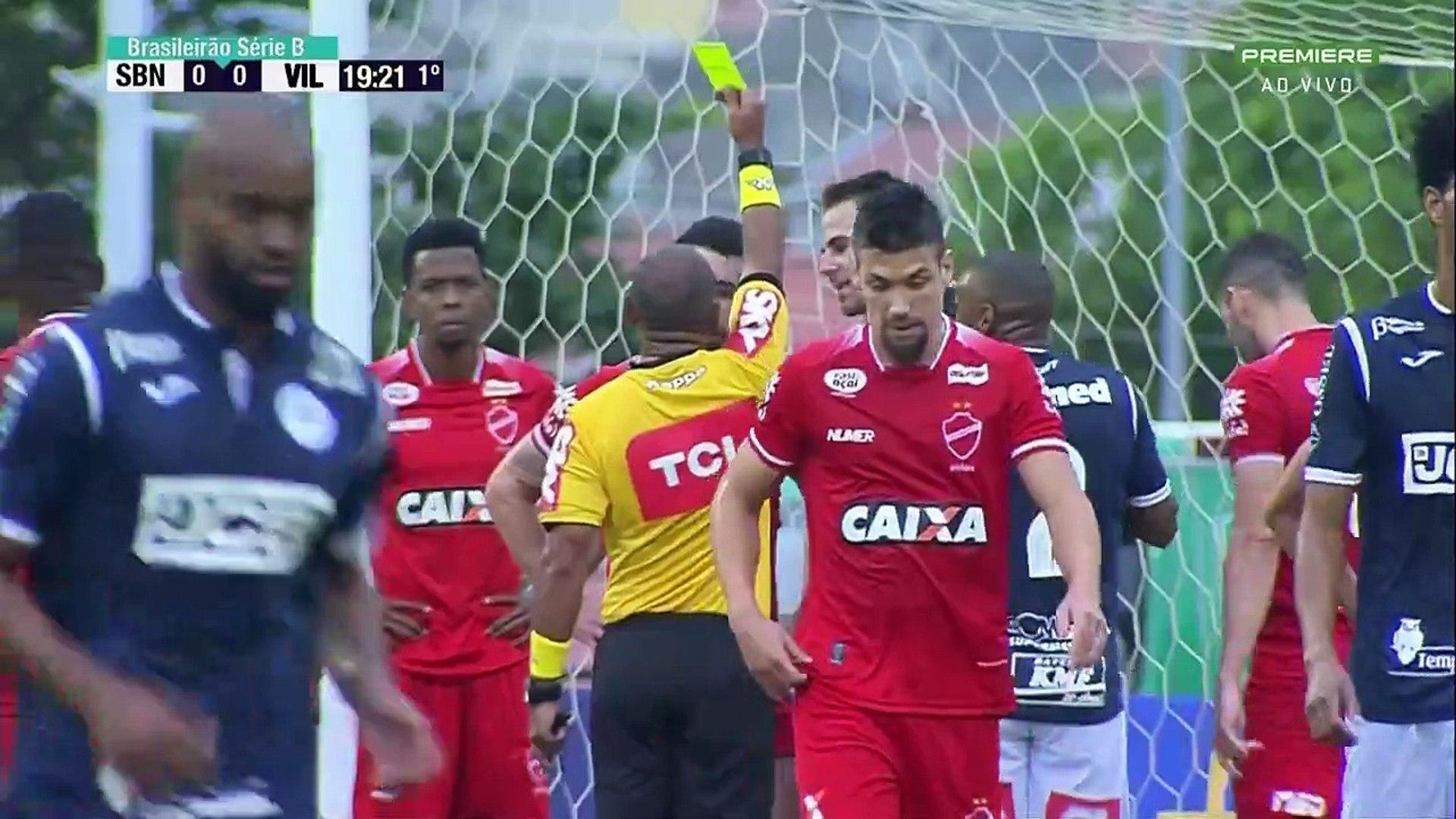 [MELHORES MOMENTOS] São Bento 2 x 2 Vila Nova - Série B 2018