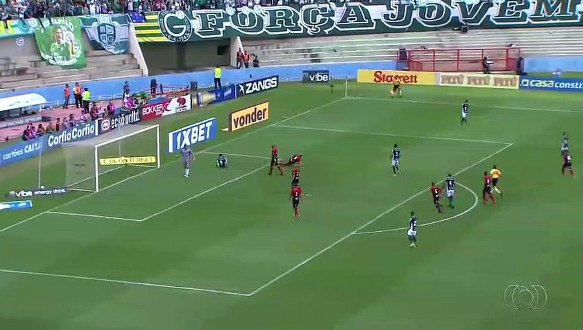 [MELHORES MOMENTOS] Goiás 0 x 1 Brasil-RS - Série B 2018
