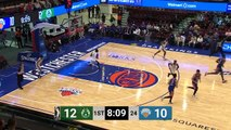 Knicks Assignee Luke Kornet (25 PTS/6 REB) & James Young (28 PTS/8 REB) Combine For 53 PTS In Herd-Knicks Contest