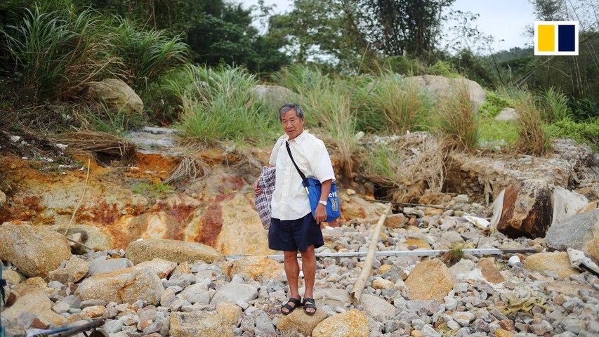 Sunshine Island's last 'resident'
