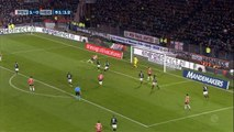 """Eredivisie - Le but """"Cristianesque"""" de Luuk de Jong avec le PSV"""