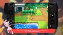 Télécharger Pokémon Lets Go Pikachu et Lets Go Evoli Android iOS Gratuitement DrasticNX Emulateur