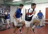 Coupe Davis finale #FRACRO la minute bleue n°13
