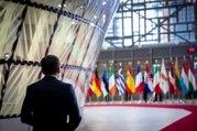 Déclaration du Président de la République Emmanuel Macron à son arrivée au sommet extraordinaire sur le Brexit