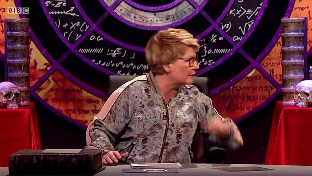 QI XL Series O Episode 12 - The Occult HD (19th January 2018)