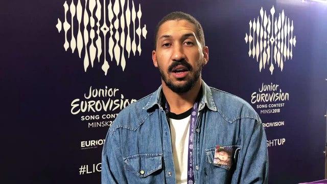 Eurovision Junior 2018 : les confidences de Steven Clerima, chef de la délégation
