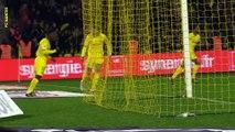 FC Nantes - Angers SCO :  le but de Waris Majeed