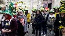 Le concours du plus beau chapeau de Catherinette s'ouvre à Vesoul place de l'église Saint Georges
