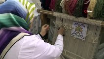 Tarihi halı motifleri gün yüzüne çıkarılıyor