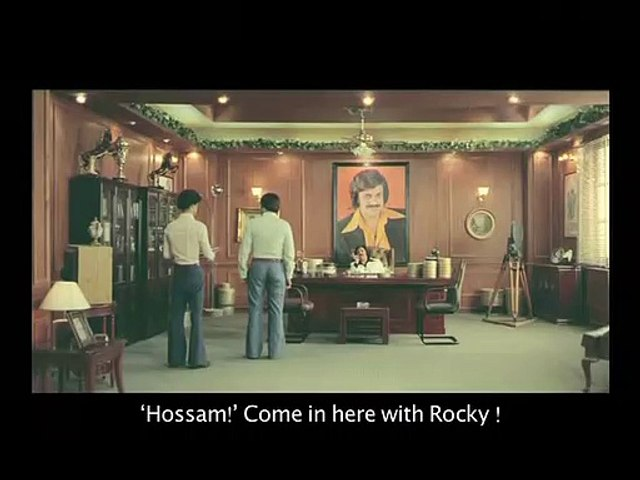 Melody Aflam - Aflam 3araby Om El Agnaby -  Rocky