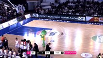 LFB 18/19 - J6 : Mondeville - Lattes Montpellier