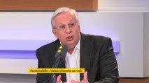Jacques Aschenbroich (Valeo) imagine des voitures électriques au prix du diesel « dès 2021 »
