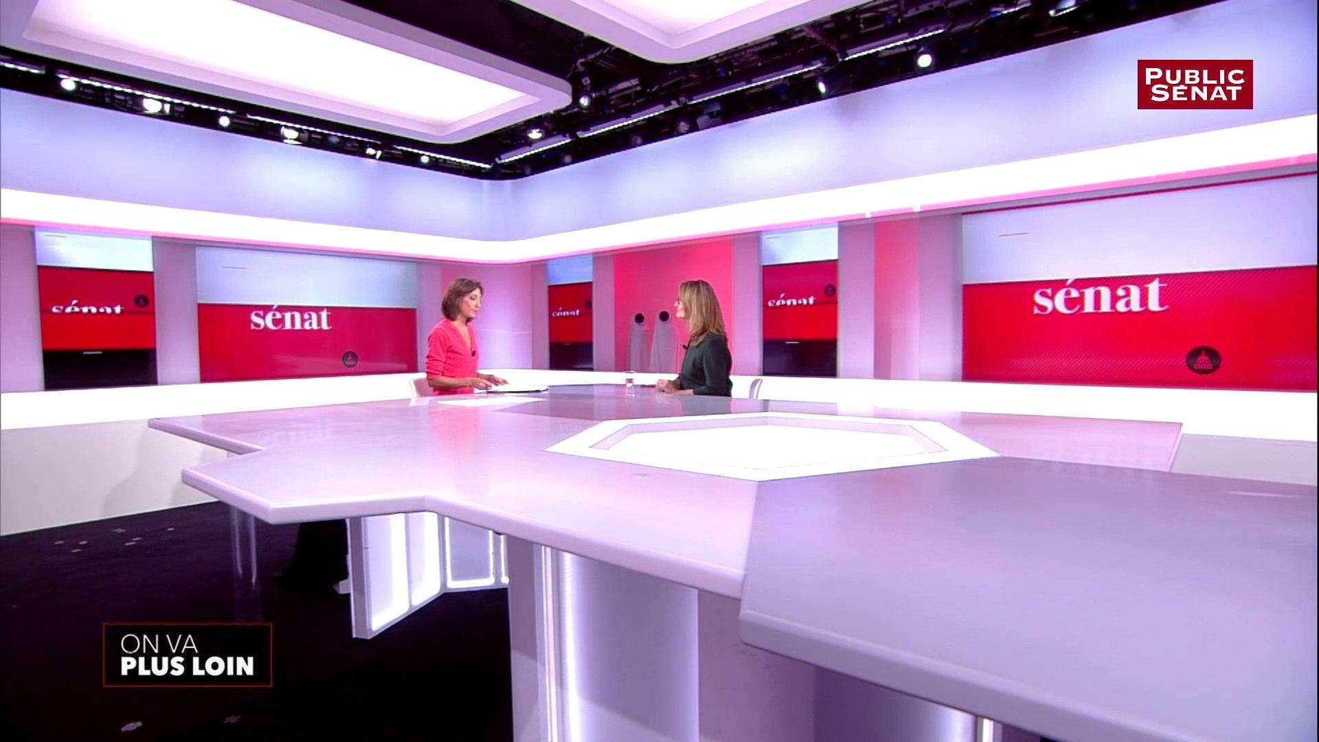 Interview de la sénatrice (LR) Sophie Primas à propos du clash Sénat /Darmanin