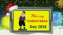 Christmas Day - Merry Christmasday 2018 - Wish You Merry Christmasday/ Merry Christmas video/ Merry Christmas/ Happy Christmasday / Christmasday video/Christmasday song/ Christmas/ Christmas speciall video/ Christmas Card / Christmas Santa wishes/ New Yea