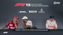 F1 2018 Abu Dhabi GP - Post-Race Press Conference