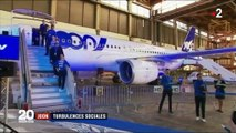 Joon : turbulences sociales dans le low cost d'Air France