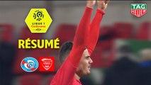 RC Strasbourg Alsace - Nîmes Olympique (0-1)  - Résumé - (RCSA-NIMES) / 2018-19