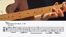 Jimi Hendrix - Hey Joe - Guitar Tutorial