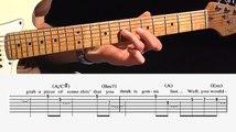 Steely Dan - Reeling in the Years - Guitar Tutorial
